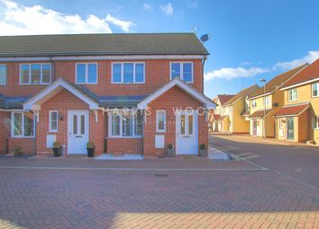 Thumbnail 3 bed semi-detached house for sale in Yorktown Close, Harwich