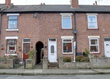 Thumbnail 2 bed terraced house for sale in Moreton Street, Northwich, Cheshire