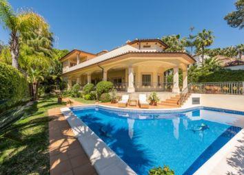 Thumbnail 4 bed property for sale in Golden Mile, Marbella, Málaga