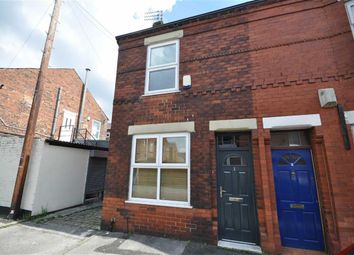 Thumbnail 2 bed terraced house for sale in Sylvia Grove, Reddish, Stockport, Greater Manchester