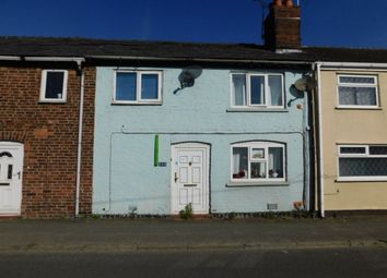 Thumbnail 3 bed terraced house for sale in Crewe Road, Wheelock, Sandbach