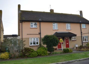 Thumbnail 3 bed semi-detached house for sale in Anson Road, Locking Parklands, Weston-Super-Mare