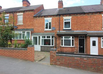 Thumbnail 2 bed terraced house for sale in Burton Road, Ashby-De-La-Zouch