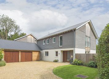 Thumbnail 4 bed detached house for sale in High Street, Fowlmere, Royston, Hertfordshire