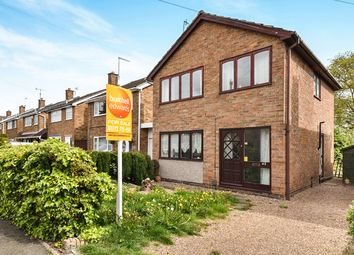 Thumbnail 3 bed detached house for sale in Lawrence Avenue, Awsworth, Nottingham