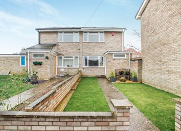 Thumbnail 3 bed semi-detached house for sale in Everton Road, Potton, Sandy