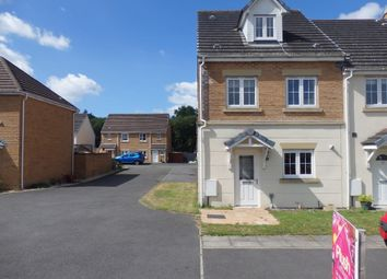 Thumbnail 4 bed terraced house to rent in Cwrt Lando, Pembrey, Burry Port