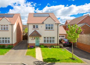 Thumbnail 4 bed detached house for sale in Nicholas Road, Barton Seagrave, Kettering