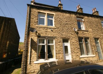 Thumbnail 2 bed end terrace house to rent in Brougham Road, Marsden, Huddersfield
