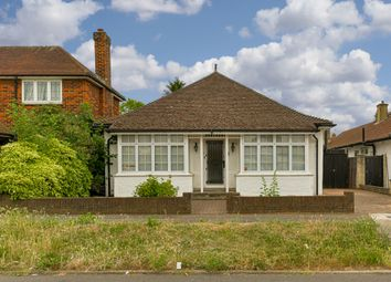 Thumbnail 3 bed detached bungalow for sale in Culsac Road, Surbiton