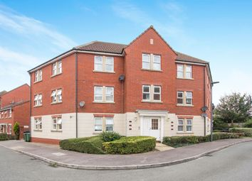 Thumbnail 2 bed flat for sale in New Charlton Way, Bristol