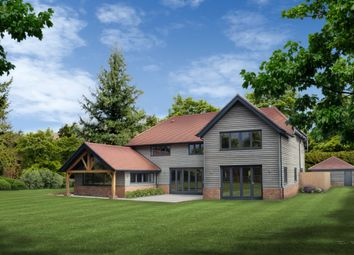 Thumbnail 5 bed detached house for sale in Fairmile, Henley-On-Thames