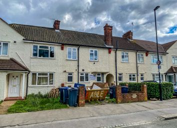 Thumbnail 3 bed terraced house to rent in Chapman Road, Croydon, London