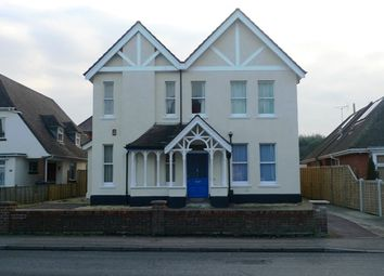 Thumbnail Studio to rent in Southbourne Road, Bournemouth