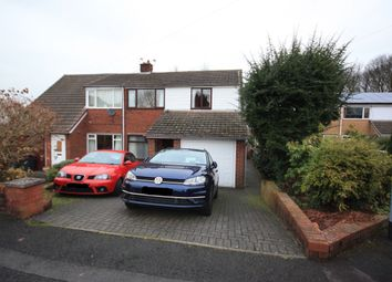 Thumbnail 3 bedroom semi-detached house for sale in Sycamore Close, Clough Hall, Kidsgrove