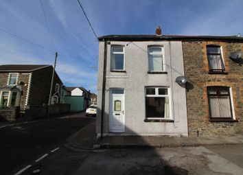 Thumbnail 3 bed end terrace house for sale in Crocketts Place, Hopkinstown, Pontypridd