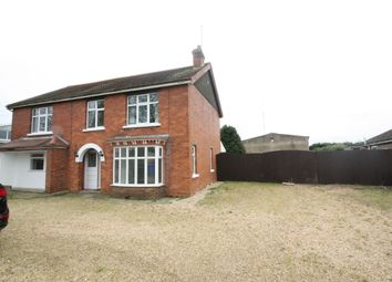 Thumbnail 4 bed detached house for sale in Spalding Road, Sutterton, Boston