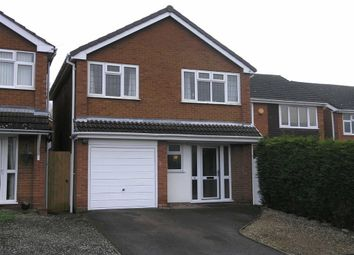Thumbnail 3 bed detached house for sale in Banbery Drive, Wombourne, Wolverhampton