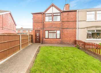 Thumbnail 3 bed end terrace house for sale in Firth Crescent, Maltby, Rotherham