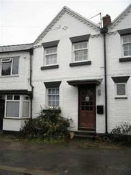 Thumbnail 2 bed terraced house to rent in Worthen, Shrewsbury
