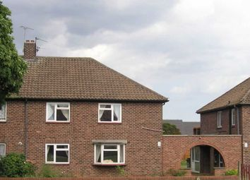 Thumbnail 2 bed flat to rent in Grange Lane South, Scunthorpe