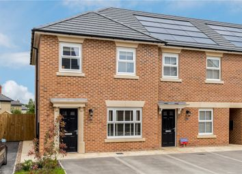 Thumbnail 3 bed semi-detached house for sale in Pickering Gardens, Harrogate, North Yorkshire