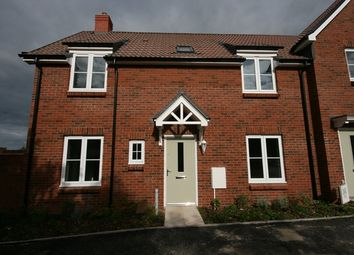 Thumbnail 4 bed semi-detached house to rent in Webbers Meadow, Woodbury, Exeter