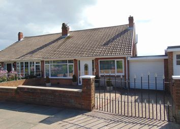Thumbnail 2 bedroom bungalow for sale in Melbourne Place, Sunderland