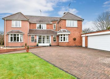 Thumbnail 4 bed detached house for sale in Burnside, Rolleston-On-Dove, Burton-On-Trent