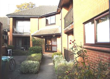 Thumbnail 1 bed flat to rent in Garden Court, High Road, Broxbourne