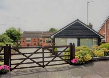 Thumbnail 5 bed detached bungalow for sale in Nether Close, Wingerworth, Chesterfield