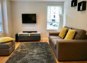 Thumbnail 1 bed flat to rent in Parkside Terrace, Newington, Edinburgh