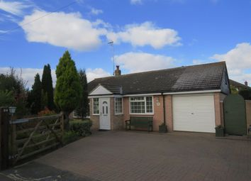 Thumbnail 2 bed detached bungalow for sale in Broadlands Road, Hickling, Norwich