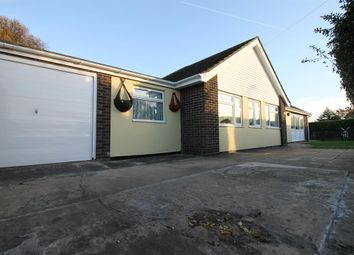 Thumbnail 3 bed bungalow for sale in Beach Drive, Scratby, Great Yarmouth