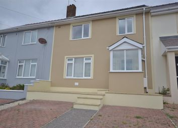 Thumbnail 3 bed terraced house for sale in Stranraer Road, Pennar, Pembroke Dock