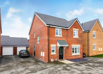 Thumbnail 4 bedroom detached house for sale in Redhaw Road, Royston, Barnsley
