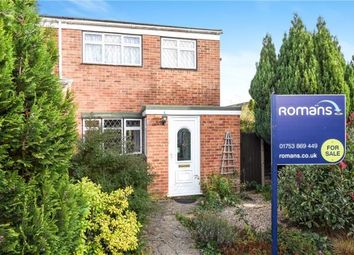 Thumbnail 3 bed end terrace house for sale in Stirling Close, Windsor, Berkshire