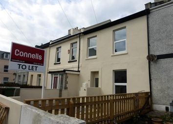 Thumbnail 1 bed flat to rent in Kemyell Place, Plymouth