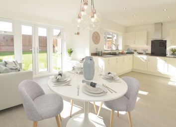 "Thumbnail 4 bed detached house for sale in ""The Hemsley"" at Pershore Road, Evesham"