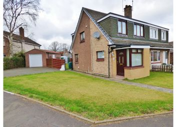 Thumbnail 3 bedroom semi-detached house for sale in Lawmill Gardens, St. Andrews