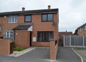 Thumbnail 3 bed semi-detached house for sale in Verner Street, Featherstone, Pontefract
