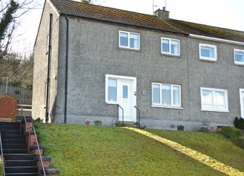 Thumbnail 3 bed semi-detached house for sale in Kinross Avenue, Port Glasgow