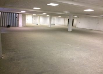 Thumbnail Warehouse to let in Parcel Terrace, Derby