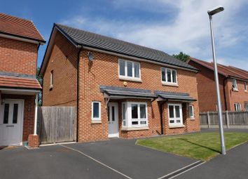 Thumbnail 2 bed semi-detached house for sale in Newtown Meadows, Carlisle