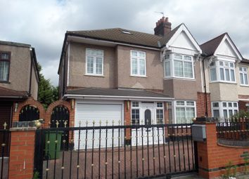 Thumbnail 5 bedroom semi-detached house for sale in Crantock Road, London