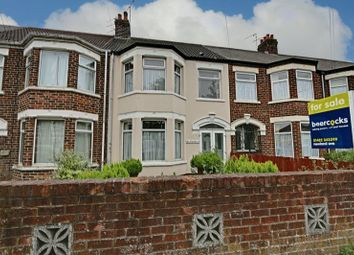 Thumbnail 3 bedroom terraced house for sale in Anlaby Road, Hull