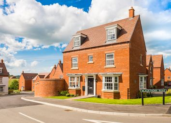 "Thumbnail 4 bed detached house for sale in ""Hertford"" at Lindhurst Lane, Mansfield"