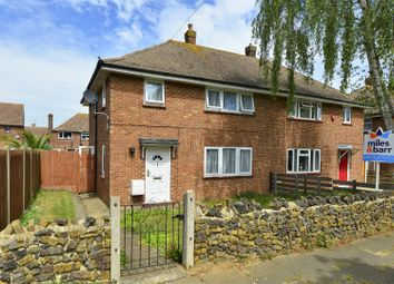 Thumbnail 3 bed semi-detached house for sale in Sudbury Place, Westgate-On-Sea