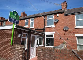 Thumbnail 3 bedroom terraced house for sale in Dene View, Highfield, Rowlands Gill