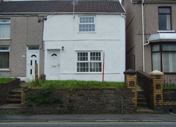 Thumbnail 3 bed end terrace house to rent in Bridgend Road, Garth, Maesteg, Mid Glamorgan